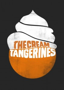 The Cream Tangerines logo