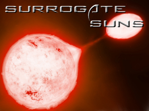Logo created for Surrogate Suns