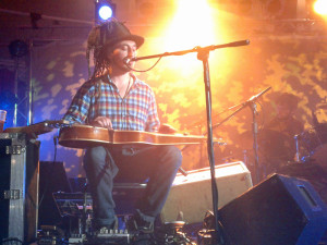 Guitarist/Singer of Wille and the Bandits