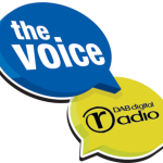 The Voice North Devon logo