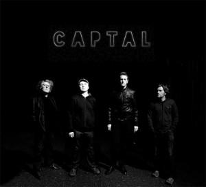 Captal's Facebook profile image.