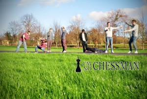 I'm No Chess Man Publicity shot from the band's Facebook page.