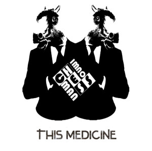 "Sleeve art for ""This Medicine"""