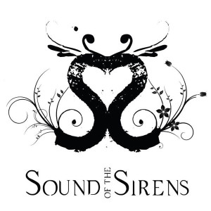 Sound of the Sirens logo (for illustration only -not the sleeve art for the album)